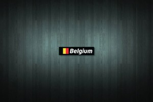 Belgium Flag and Country Vinyl Decal Stickers