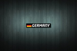 Germany Flag and Country Vinyl Decal Stickers
