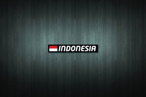 Indonesia Flag and Country Vinyl Decal Stickers
