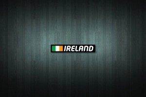 Ireland Flag and Country Vinyl Decal Stickers