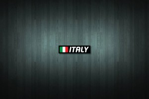 Italy Flag and Country Vinyl Decal Stickers