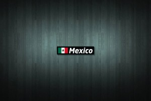Mexico Flag and Country Vinyl Decal Stickers