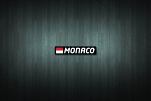 Monaco Flag and Country Vinyl Decal Stickers