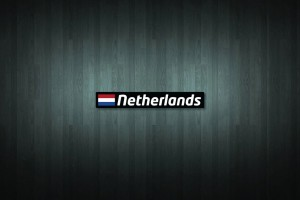 Netherlands Flag and Country Vinyl Decal Stickers