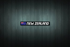 New Zealand Flag and Country Vinyl Decal Stickers