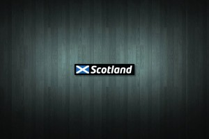 Scotland Flag and Country Vinyl Decal Stickers