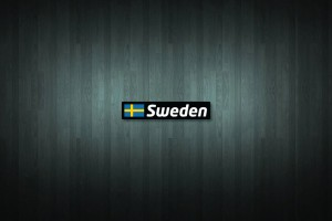Sweden Flag and Country Vinyl Decal Stickers