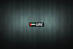 UAE Flag and Country Vinyl Decal Stickers