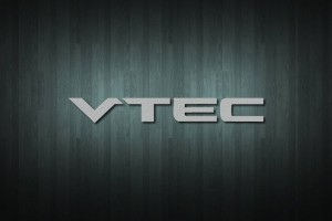 VTEC Vinyl Decal Sticker