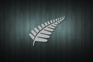 Silver Fern Vinyl Decal Sticker
