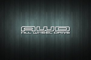 AWD Vinyl Decal Sticker