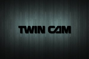 Twin Cam Vinyl Decal Sticker