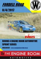 Engine Room Sprint Series R4 - Fordell Road