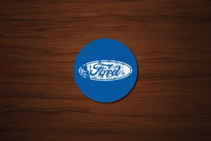 Ford Drink Coaster