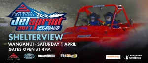 Round 5 Altherm New Zealand Jetsprint Championship
