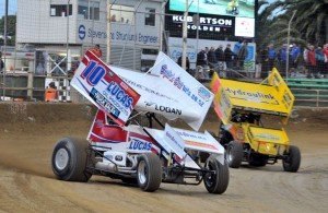 Thunder Down Under - International Sprintcars