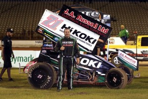 South Pacific Sprint Car Series - drivers from USA & AUS