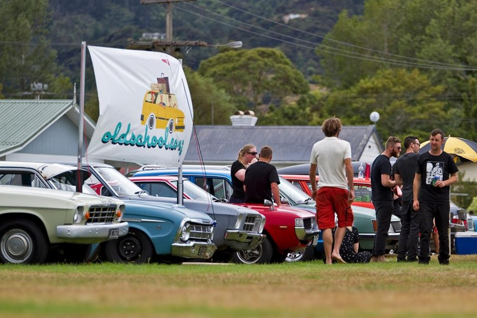 2019 oldschool nationals park up - Taupo