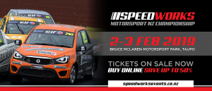 Speed Works Motorsport NZ Championship: Denny Hulme Trophy