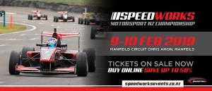 Speed Works Motorsport NZ Championship: 64th NZ Grand Prix
