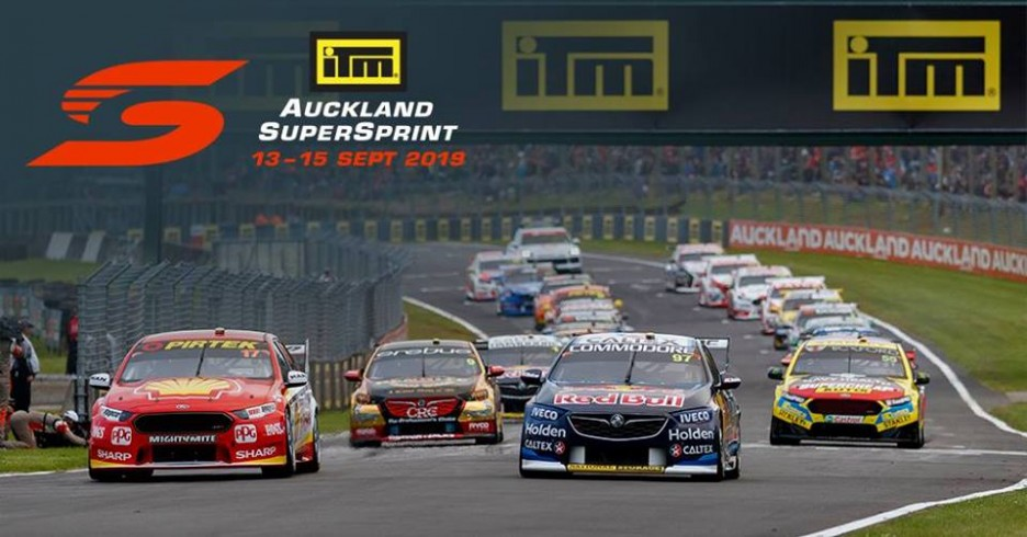 ITM Auckland SuperSprint