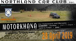 Northland Car Club Motorkhana