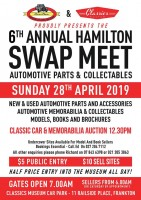 6th Annual Hamilton Swapmeet