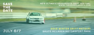 2019 Winter Drift Matsuri NZ