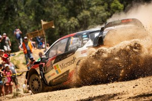 WRC - Kennards Hire Rally Australia 2019