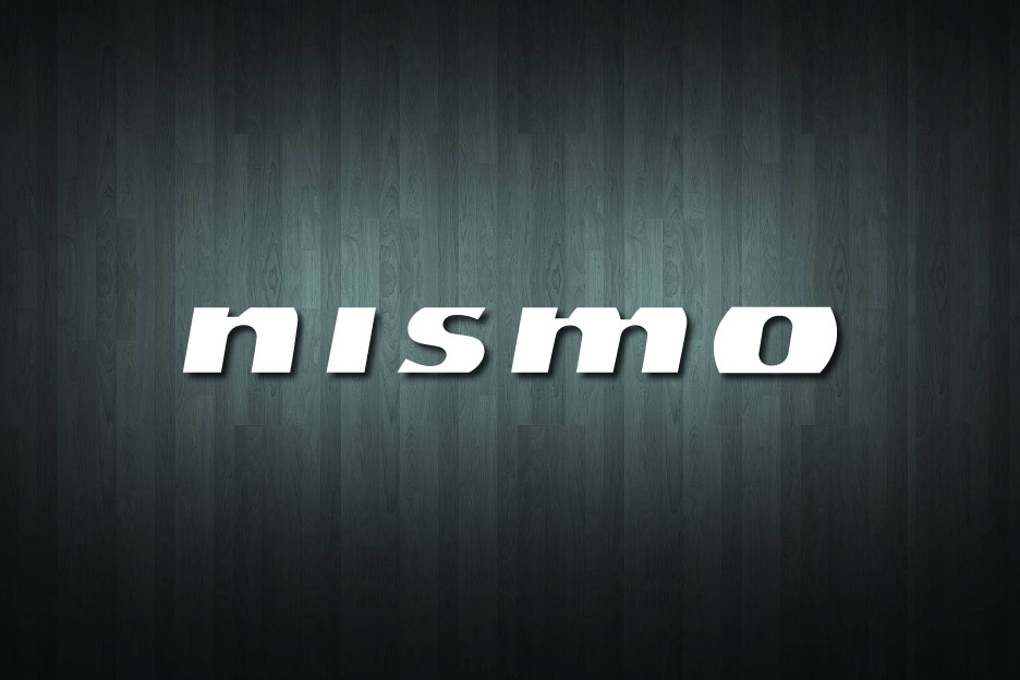 Nismo Vinyl Decal Sticker
