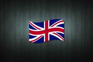 United Kingdom Flag Vinyl Decal Sticker
