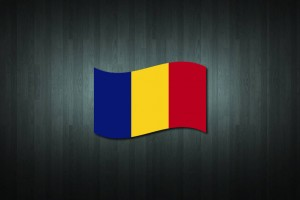 Romania Flag Vinyl Decal Sticker