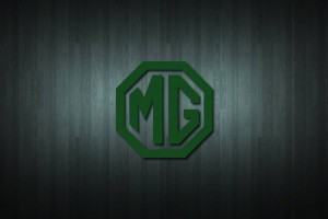 MG Vinyl Decal Sticker