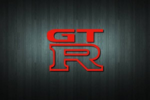 GTR Vinyl Decal Sticker