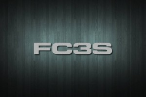 FC3S Vinyl Decal Sticker