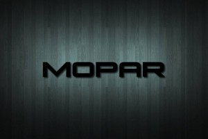 Mopar Vinyl Decal Sticker