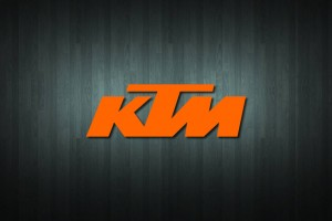 KTM Vinyl Decal Sticker