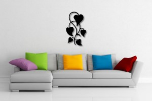 Ornamental Flourish Decorative Wall Art