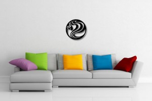 Round Decorative Wall Art