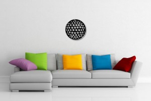 Golf Ball Decorative Wall Art