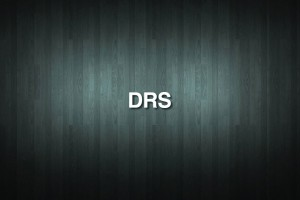 DRS Vinyl Decal Sticker