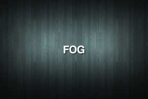 FOG Vinyl Decal Sticker