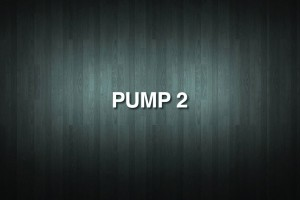 PUMP 2 Vinyl Decal Sticker