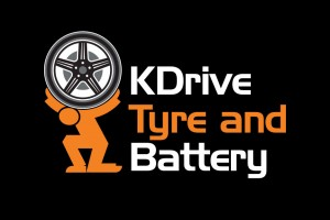 K Drive Tyre and Battery