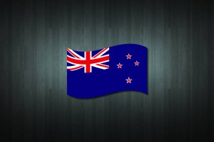 New Zealand Flag Vinyl Decal Sticker