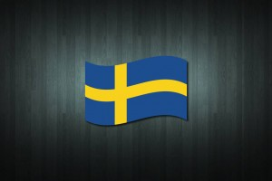 Sweden Flag Vinyl Decal Sticker