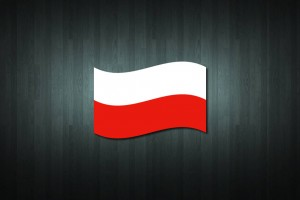 Poland Flag Vinyl Decal Sticker
