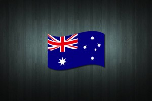 Australia Flag Vinyl Decal Sticker