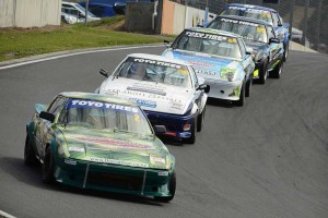 Toyo Tires Mazda Pro7 Racing NZ Champs Round 2